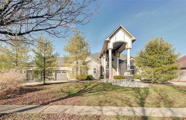 6896 Carters Grove Dr, Noblesville, IN 46062 (MLS #21752928) :: The Evelo Team