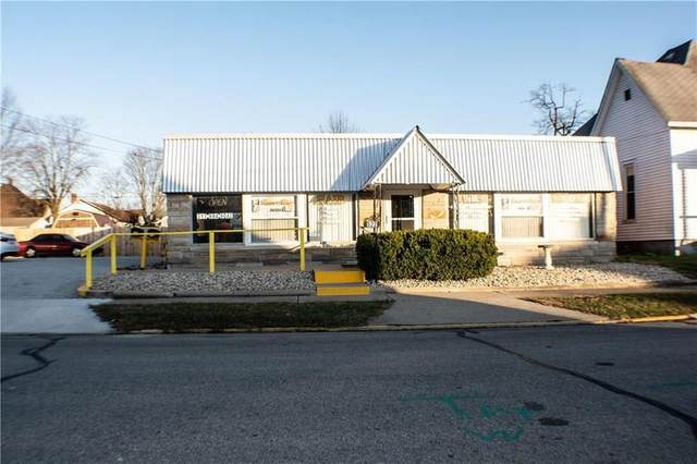 518 - 522 Dunn Avenue, Shelbyville, IN 46176 (MLS #21752938) :: The Indy Property Source