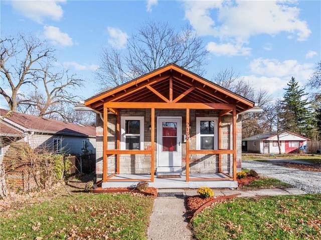 2139 N Drexel Avenue, Indianapolis, IN 46218 (MLS #21752941) :: Anthony Robinson & AMR Real Estate Group LLC
