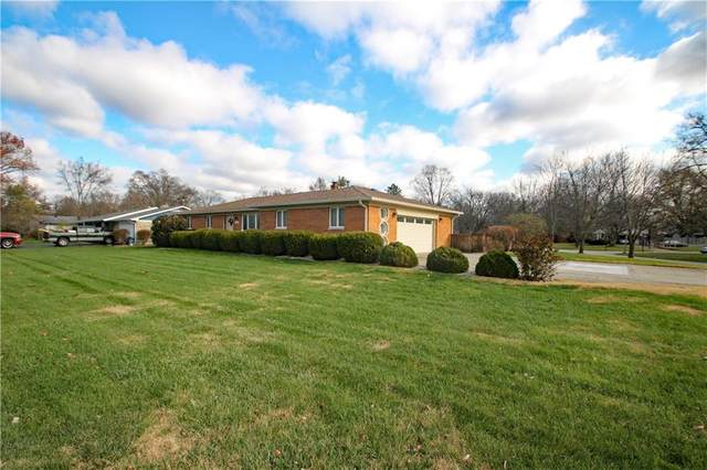 1405 Hornaday Road, Brownsburg, IN 46112 (MLS #21752955) :: Mike Price Realty Team - RE/MAX Centerstone