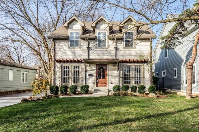 5032 N Illinois Street, Indianapolis, IN 46208 (MLS #21752974) :: Ferris Property Group