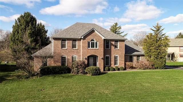 9116 Behner Brook Court, Indianapolis, IN 46250 (MLS #21752979) :: Mike Price Realty Team - RE/MAX Centerstone
