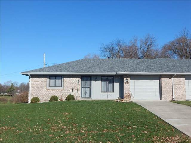 1802 Monica Lane, Anderson, IN 46013 (MLS #21752986) :: The Evelo Team