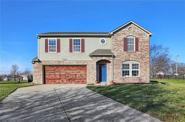7564 Hollow Reed Court, Noblesville, IN 46062 (MLS #21752988) :: The ORR Home Selling Team