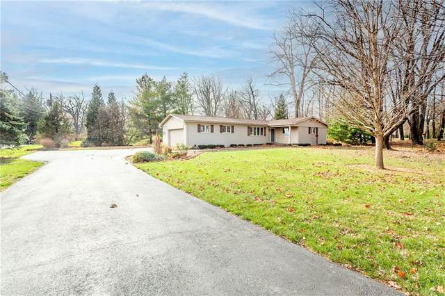 9149 W Forest Drive, Elwood, IN 46036 (MLS #21752995) :: AR/haus Group Realty