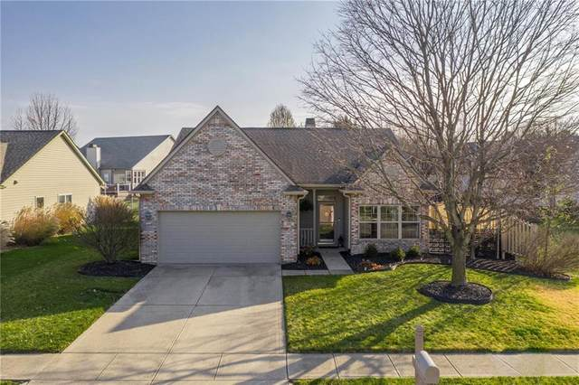 11215 Midnight Pass, Fishers, IN 46037 (MLS #21753016) :: AR/haus Group Realty