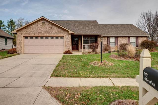 7423 Nutmeg Court, Indianapolis, IN 46237 (MLS #21753020) :: The ORR Home Selling Team