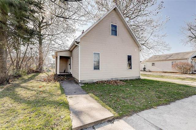 715 W Powell St, Lebanon, IN 46052 (MLS #21753029) :: Mike Price Realty Team - RE/MAX Centerstone