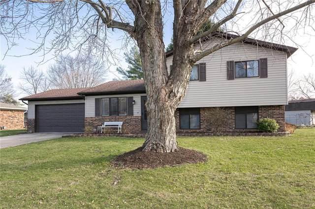 1245 Apple Valley Road, Greenwood, IN 46142 (MLS #21753032) :: Ferris Property Group