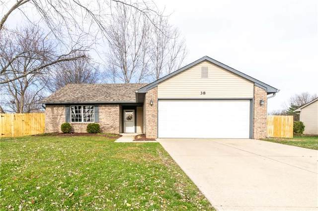 38 Morningside Court, New Whiteland, IN 46184 (MLS #21753033) :: Richwine Elite Group