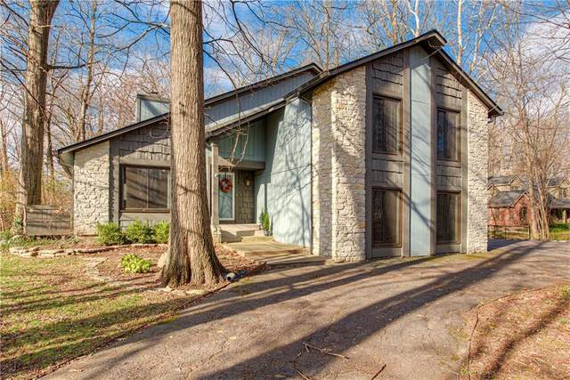 1118 Indianpipe Lane, Zionsville, IN 46077 (MLS #21753035) :: AR/haus Group Realty