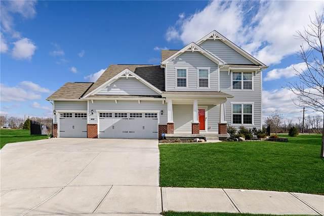 15686 Bellevue Circle, Fishers, IN 46037 (MLS #21753041) :: Ferris Property Group