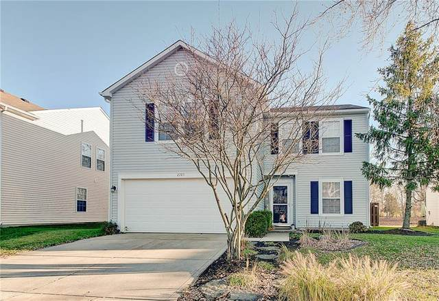2285 Shadowbrook Drive, Plainfield, IN 46168 (MLS #21753046) :: The ORR Home Selling Team