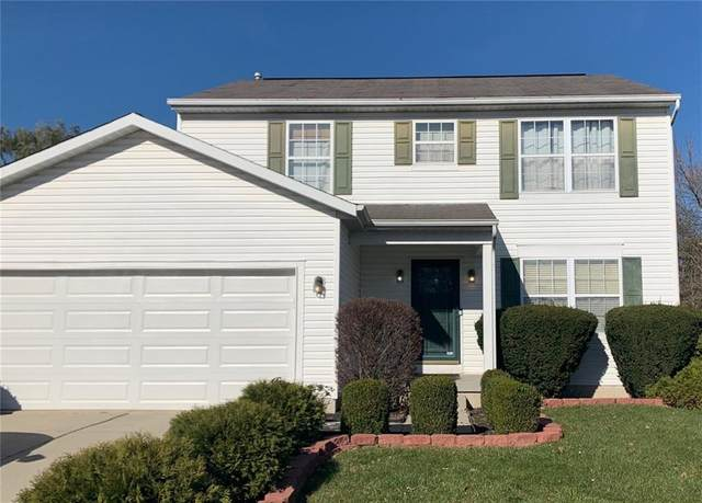 6238 Tybalt Place, Indianapolis, IN 46254 (MLS #21753049) :: The ORR Home Selling Team