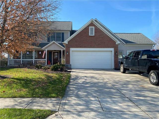 14624 Setters Road, Carmel, IN 46033 (MLS #21753055) :: The ORR Home Selling Team