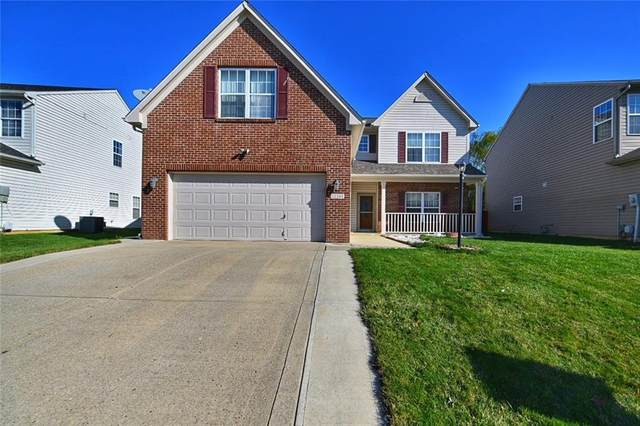12243 Rambling Road, Fishers, IN 46037 (MLS #21753061) :: Realty ONE Group Dream