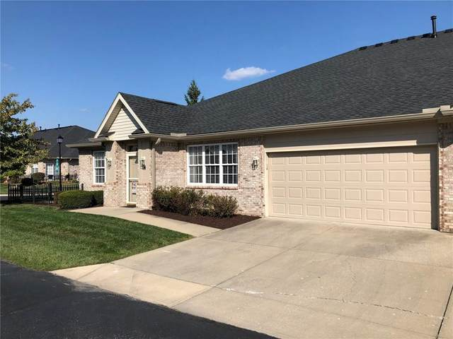 6830 Park Square Drive C, Avon, IN 46123 (MLS #21753064) :: Ferris Property Group