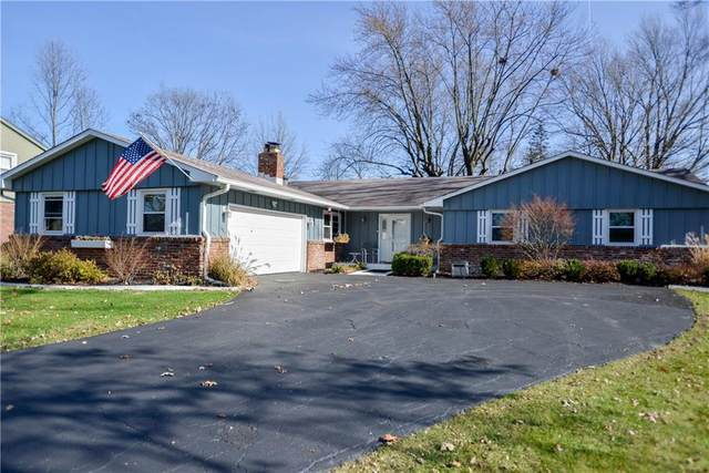 5237 Leone Place, Indianapolis, IN 46226 (MLS #21753071) :: Anthony Robinson & AMR Real Estate Group LLC