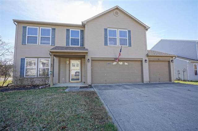 8607 Belle Union Drive, Camby, IN 46113 (MLS #21753080) :: The ORR Home Selling Team