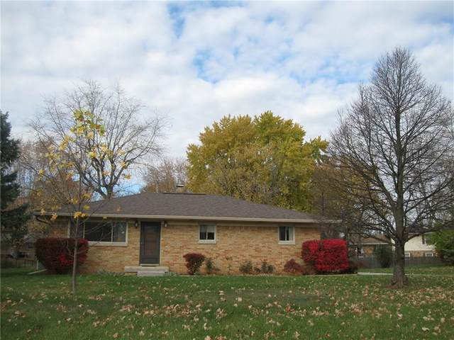 2244 Woodcrest, Indianapolis, IN 46227 (MLS #21753101) :: Richwine Elite Group