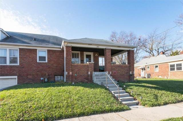 5324 E 10TH * Street, Indianapolis, IN 46219 (MLS #21753106) :: The Evelo Team
