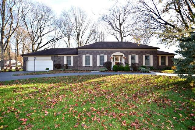 8939 Black Hawk Lane, Indianapolis, IN 46234 (MLS #21753111) :: Mike Price Realty Team - RE/MAX Centerstone