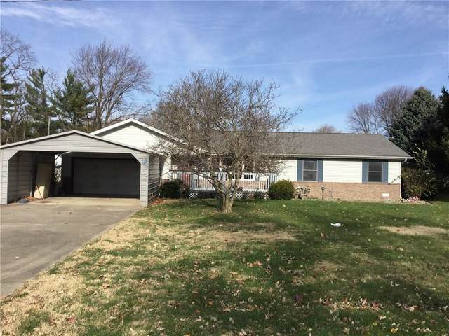 12 Gateway Drive, Shelbyville, IN 46176 (MLS #21753116) :: The ORR Home Selling Team