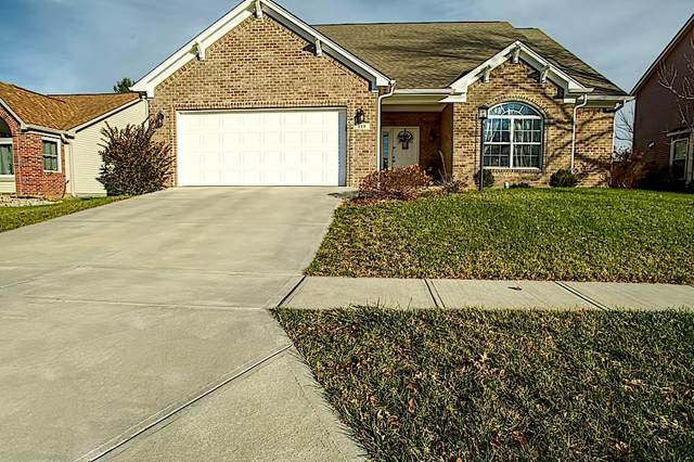 119 Easton Point Way, Greenwood, IN 46142 (MLS #21753135) :: The ORR Home Selling Team