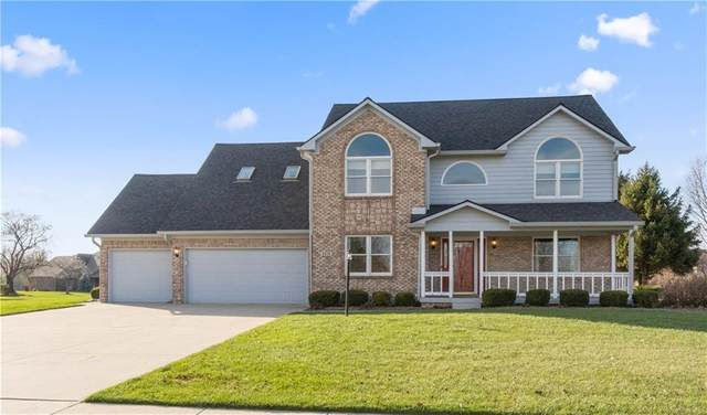 9370 Gladstone Drive, Pittsboro, IN 46167 (MLS #21754136) :: The ORR Home Selling Team