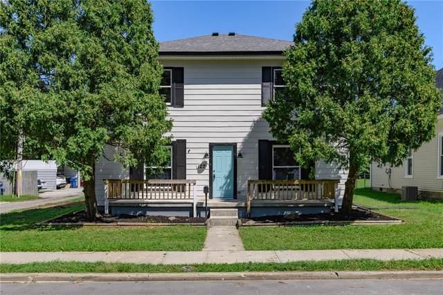 127 N Spring Street, Greenfield, IN 46140 (MLS #21754138) :: Ferris Property Group