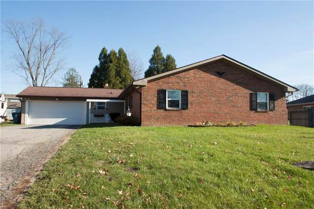 5265 Brendon Park Drive, Indianapolis, IN 46226 (MLS #21754143) :: Anthony Robinson & AMR Real Estate Group LLC
