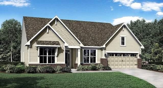 6668 Apperson Drive, Noblesville, IN 46062 (MLS #21754167) :: The Evelo Team