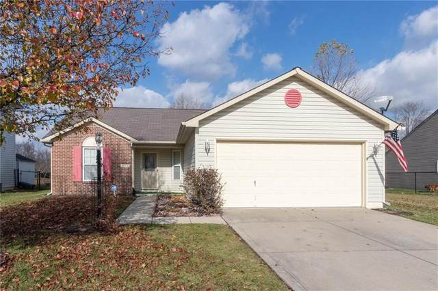 8122 S Red Barn Court, Indianapolis, IN 46239 (MLS #21754172) :: Realty ONE Group Dream