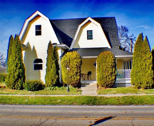 109 W Ohio Street, Fortville, IN 46040 (MLS #21754174) :: RE/MAX Legacy