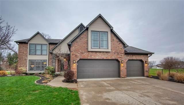 1813 Deer Crossing, Pendleton, IN 46064 (MLS #21754179) :: Anthony Robinson & AMR Real Estate Group LLC