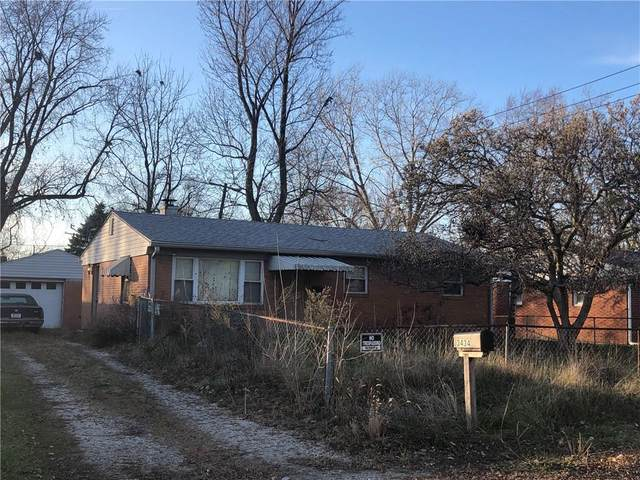 3434 Linden Street, Indianapolis, IN 46227 (MLS #21754182) :: Anthony Robinson & AMR Real Estate Group LLC