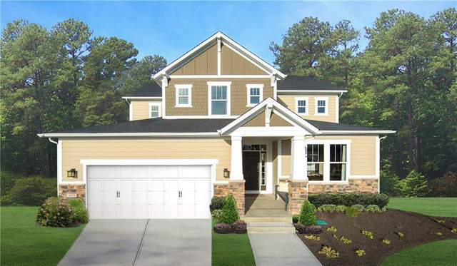 4050 Carnegie Lane, Zionsville, IN 46077 (MLS #21754183) :: Richwine Elite Group