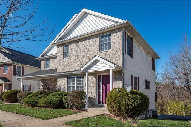 1306 S Cobble Creek Circle, Bloomington, IN 47401 (MLS #21754185) :: AR/haus Group Realty