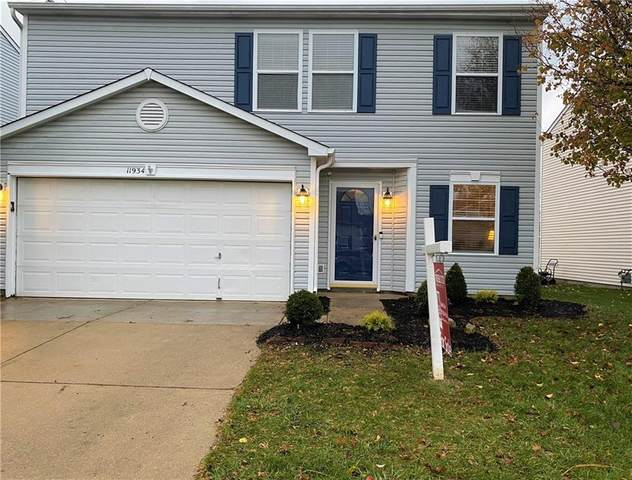 11934 Brocket Circle, Noblesville, IN 46060 (MLS #21754187) :: Mike Price Realty Team - RE/MAX Centerstone