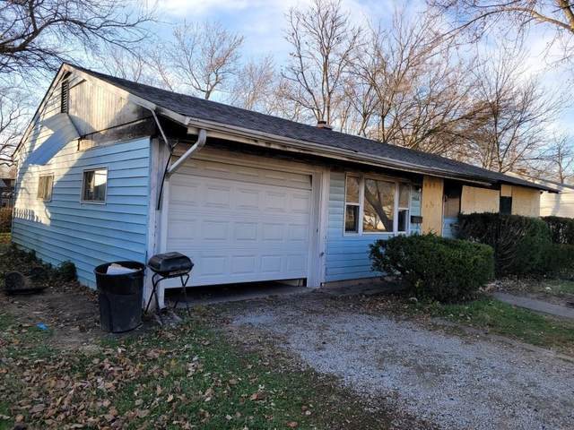 4808 N Kitley Avenue, Indianapolis, IN 46226 (MLS #21754208) :: The Evelo Team