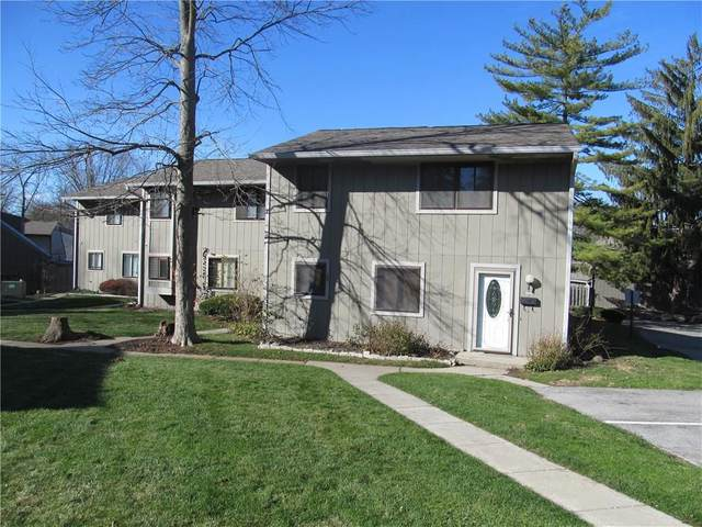 7949 Benjamin Drive, Lawrence, IN 46226 (MLS #21754225) :: Realty ONE Group Dream