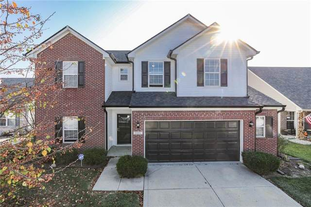 3441 Enclave Crossing, Greenwood, IN 46143 (MLS #21754234) :: Corbett & Company