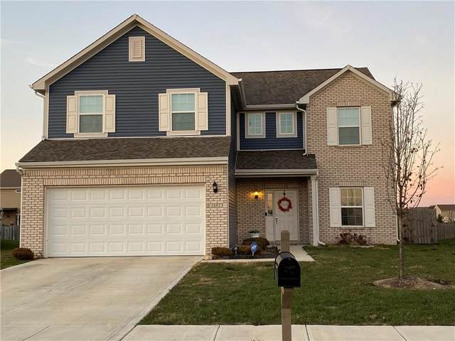 1692 Woodside Circle, Franklin, IN 46131 (MLS #21754249) :: Anthony Robinson & AMR Real Estate Group LLC