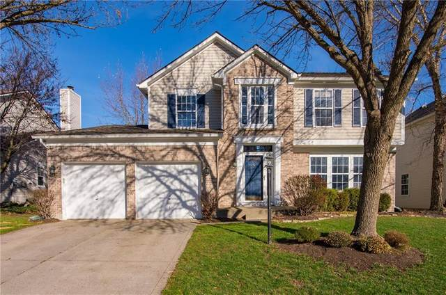 6914 Antelope Drive, Indianapolis, IN 46278 (MLS #21754258) :: The ORR Home Selling Team