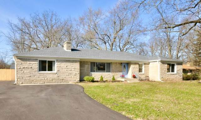4220 Devon Ct. W Drive W, Indianapolis, IN 46226 (MLS #21754265) :: The ORR Home Selling Team