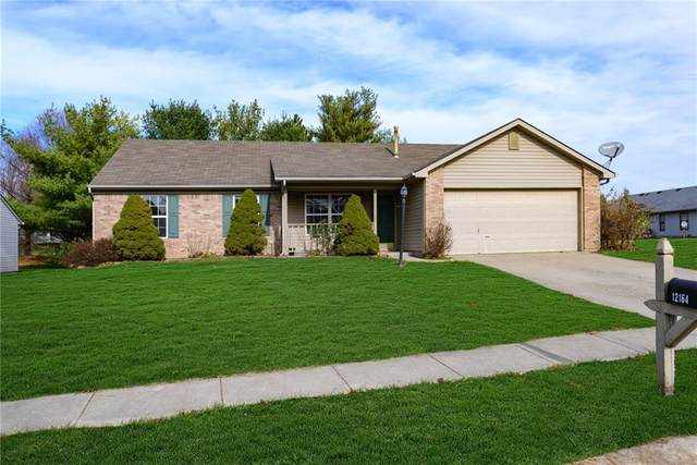 12164 Laurelwood Drive, Indianapolis, IN 46236 (MLS #21754270) :: The ORR Home Selling Team