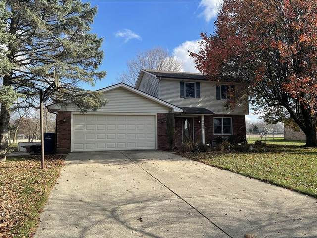 2402 Windmire Way, Anderson, IN 46012 (MLS #21754271) :: The ORR Home Selling Team