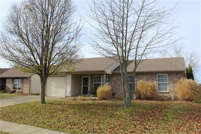 2856 Branifield Drive, Franklin, IN 46131 (MLS #21754276) :: The Evelo Team