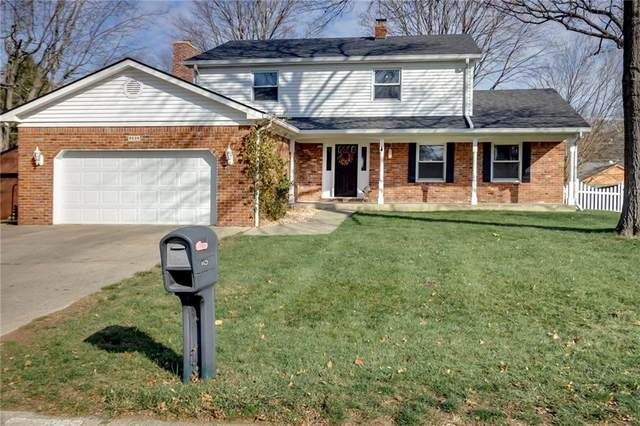 8629 Royal Meadow Drive #0, Indianapolis, IN 46217 (MLS #21754283) :: The ORR Home Selling Team