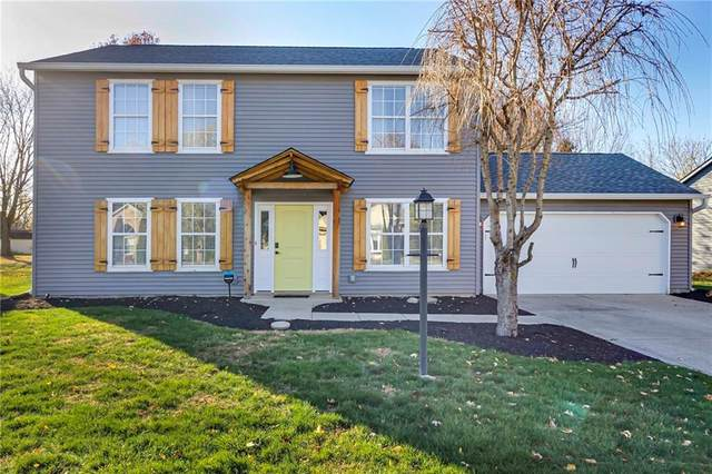 7334 Saffron Drive, Indianapolis, IN 46237 (MLS #21754284) :: The ORR Home Selling Team